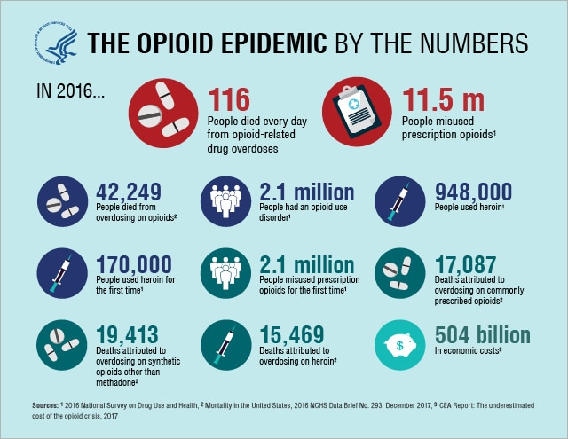 Opioid Crisis Facts