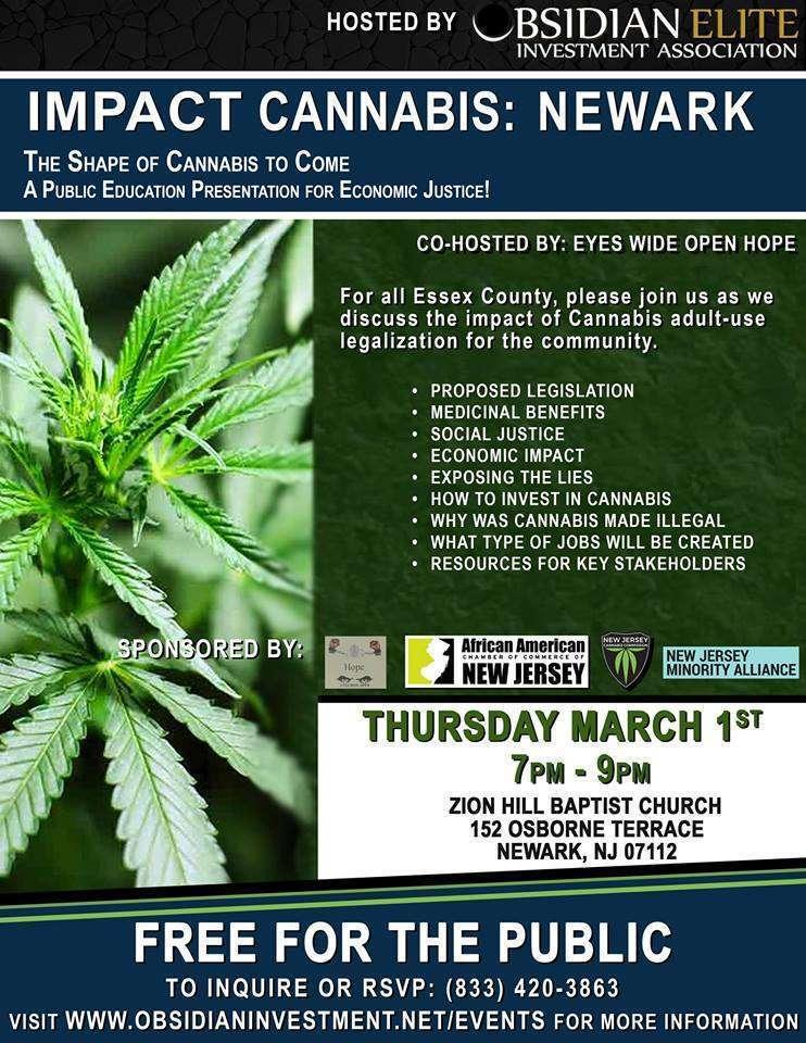 Impact Cannabis - Newark