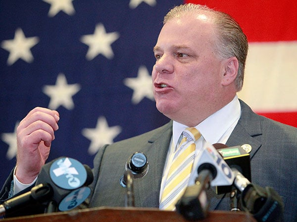 Sweeney Opposes Decriminalization