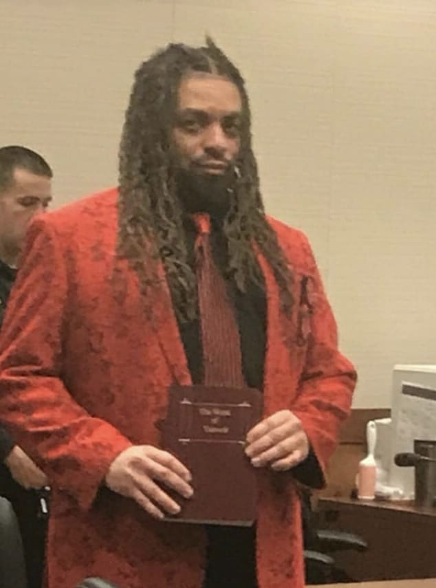 NJ Weedman In Court