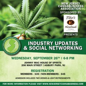 CANNABUSINESS JOHNNY MACS EVENT