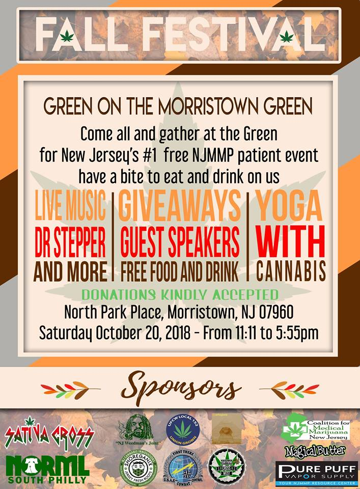 Morristown on the Green