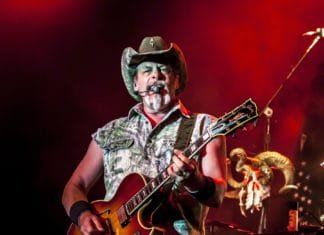 Ted_Nugent Blasts Legalization