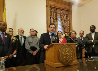 pic of advocates and legislators