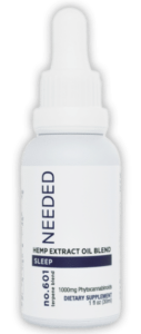 Needed Blends No.601 Sleep & pain