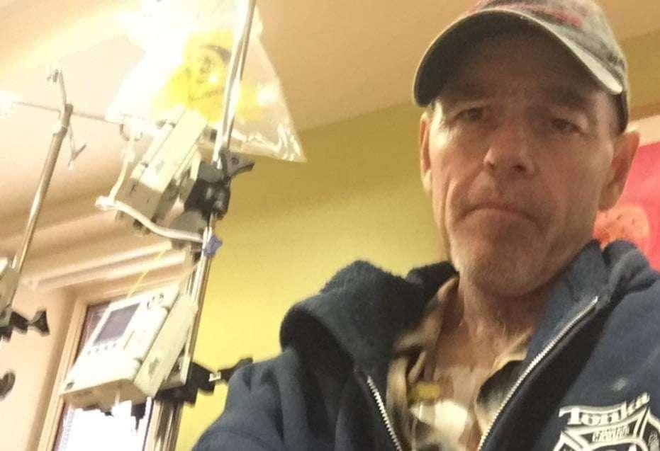 Jeff Oakes, MMJ patient