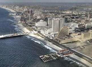 Atlantic City Boardwalk, dispensary