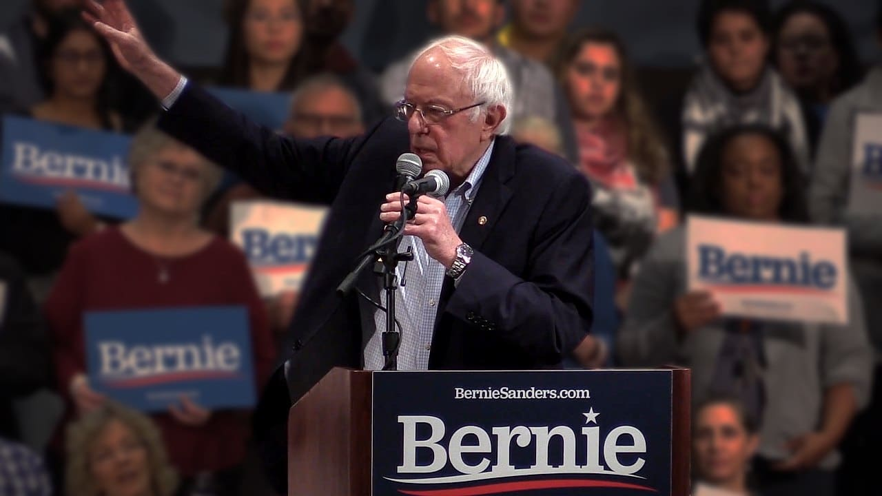 Bernie Sanders legalization