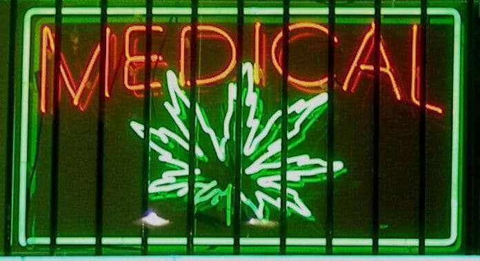 Medical Marijuana dispensary coronavirus