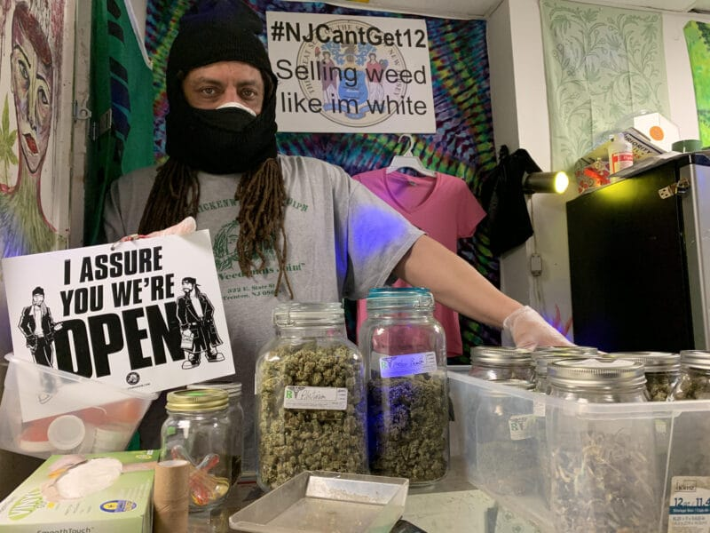photo of Black Market Weed Dealers Essential in Time of Crisis image