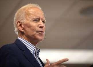 Joe Biden, voters