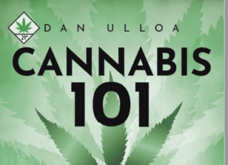 CANNABIS 101, book