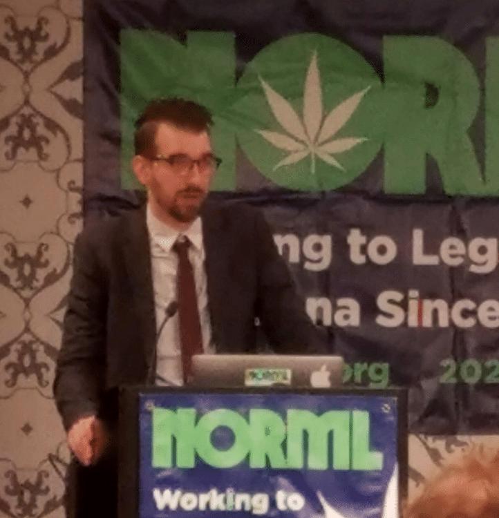 Erik Altieri: Leading NORML to Cannabis Legalization Victories