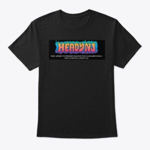 dark Heady NJ t-shirt