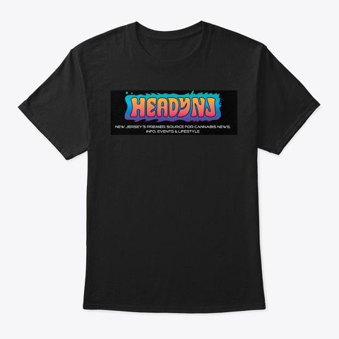 dark Heady NJ t-shirt