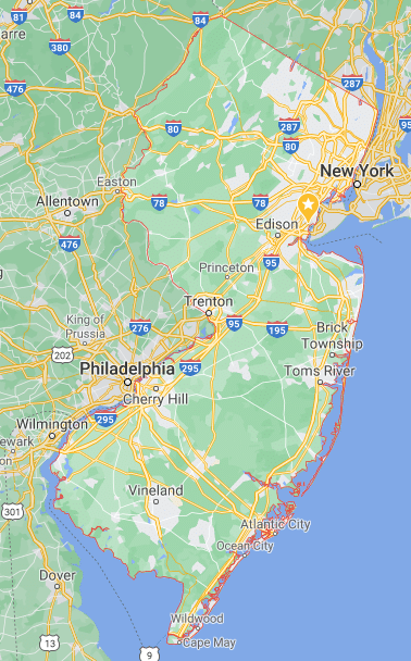 New Jersey towns cannabis