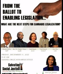 social justice cannabis bill