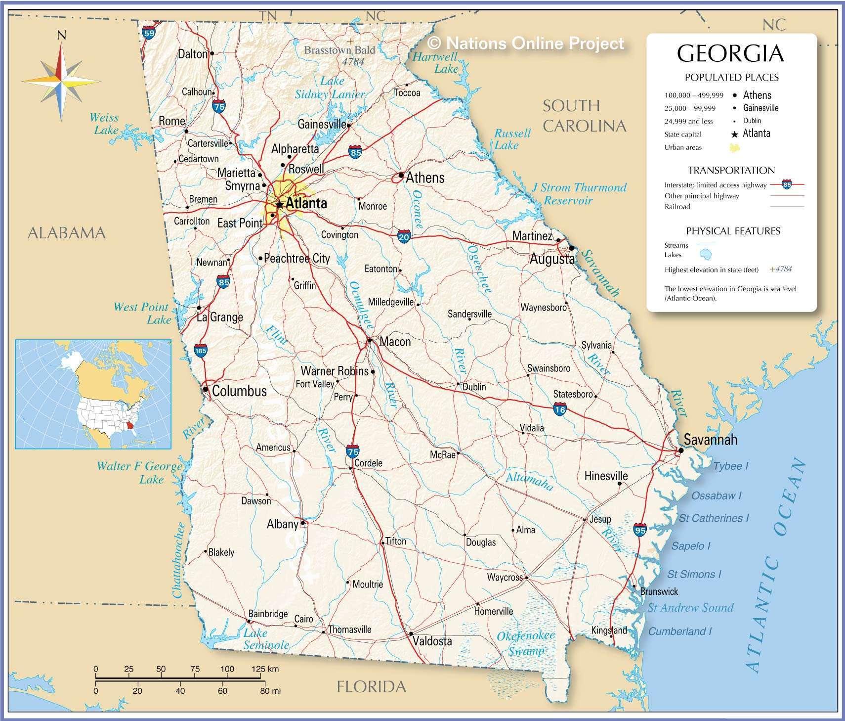 Georgia Runoff