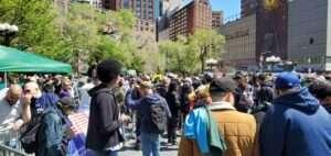 NYC Cannabis Parade 2021