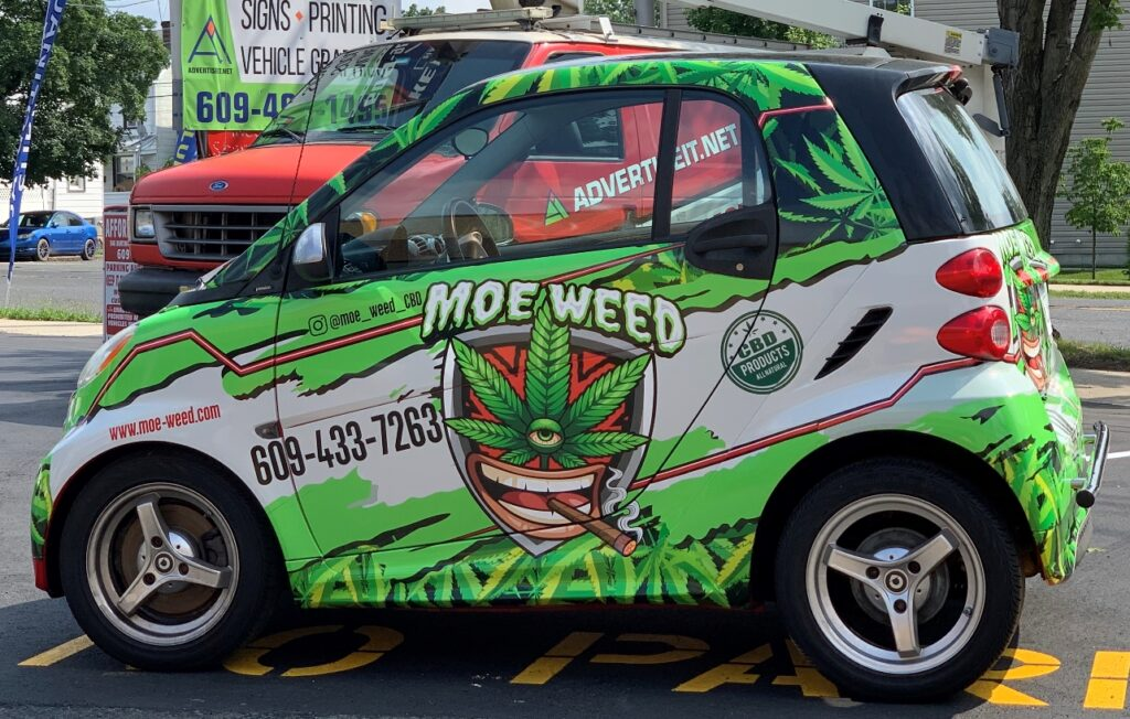 cannabis businessman