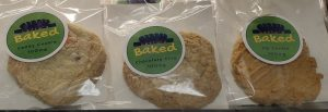 Baked Cannabis Edibles