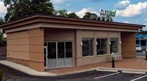 New Jersey medical cannabis dispensary
